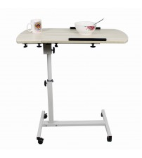 Overbed Table, Medical Care Over Bed or Chair for meals laptop work study 80cm W