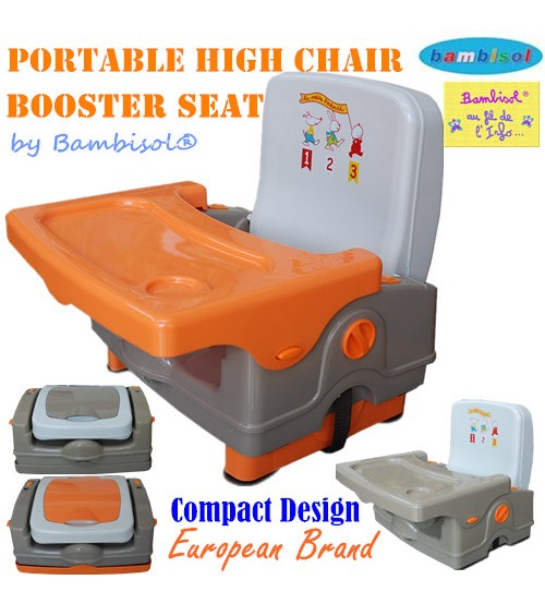 Brand New Baby Toddler Portable High Chair Highchair Booster Seat Feeding Travel
