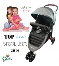 Free Postage New 3 Wheels Baby Pram Stroller Jogger Kids Toddler Child Children