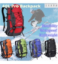 Free Postage Wateproof 40L Camping Hiking Mountain Tavel Sport Backpack Rucksack